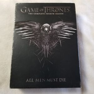 Game of Thrones complete 4th Season for Sale in Seattle, WA