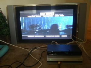 Wega Engine Sony plasma TV. (60 inch) for Sale in Beaumont, TX