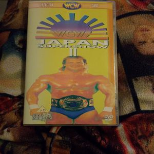 Wcw Japan super Show 2 Dvd for Sale in Chicago, IL