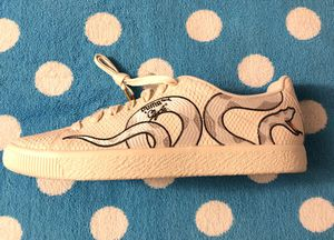 New Puma Clyde Snake Embroidery Sneaker Men Size 10 &11 for Sale in Whittier, CA