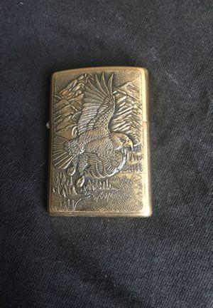 Golden eagle zippo lighter for Sale in St. Petersburg, FL