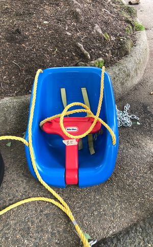Little tykes toddler/baby swing for Sale in Reston, VA