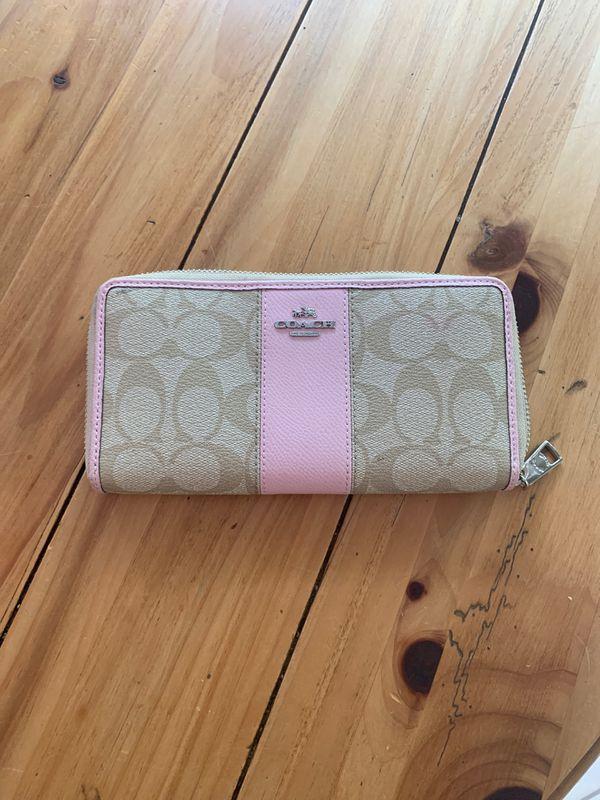 Coach wallet- authentic