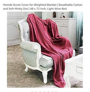 Minky duvet cover for Sale in Riverbank, CA