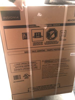 Freezer 5cu ft insignia (delivery included ) for Sale in Orlando, FL