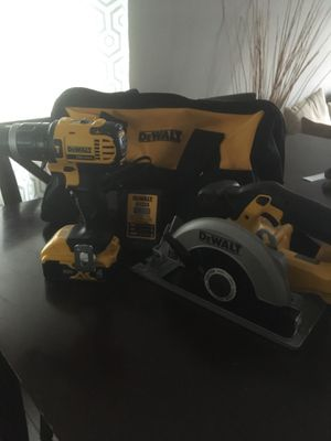 Dewalt 20v combo deal for Sale in Salem, OR
