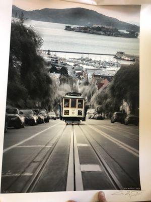 San Francisco Portrait for Sale in Roseville, CA
