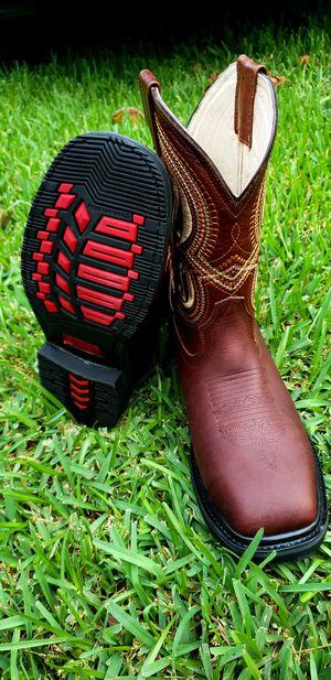 Work boots/Bota de trabajo for Sale in Houston, TX