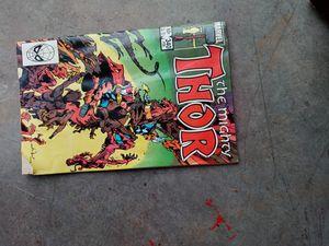Thor comic book for Sale in Stone Mountain, GA