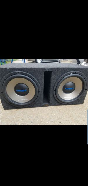"""2 12""""subs Orion Cobalt extremely powerful for Sale in Alexandria, VA"""