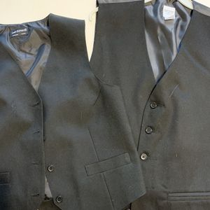High End Men's and Women's Black Vests for Sale in San Francisco, CA