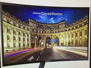 27 inch Samsung Curved Monitors for Sale in Sun City, AZ