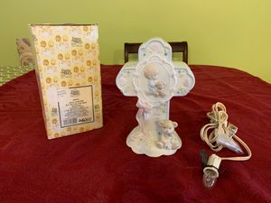 Precious Moments Praying Boy Nightlight for Sale in Columbia, MD