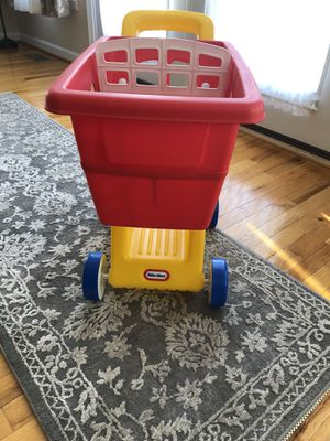 Little Tykes Grocery Cart for Sale in Winchester, VA