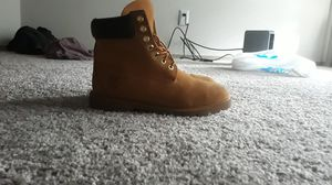 Timberland boots size 9 for Sale in Lewisville, TX