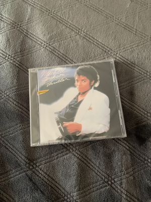 Michael Jackson cd for Sale in Stickney, IL
