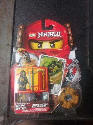 Lego ninjago cole spinja nib for Sale in GRANT VLKRIA, FL