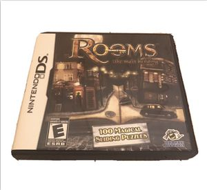 Rooms: The Main Building for Nintendo DS for Sale in Robertsdale, AL