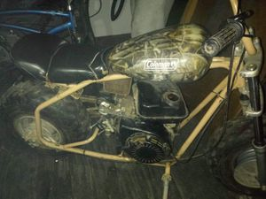 Colman mopad motoercy for Sale in West Monroe, LA