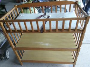 Baby changing table for Sale in Alexandria, LA
