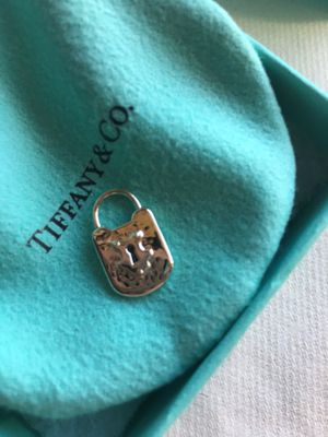 Tiffany&Co Vintage lock charm for Sale in Atlantic City, NJ