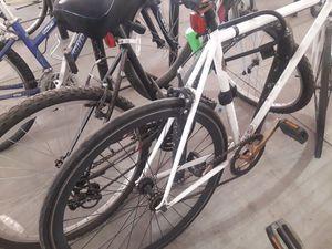 Bike + Helmet + Wheel + U lock for Sale in Tempe, AZ