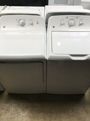 GE Washer and Electric Dryer for Sale in Pittsburgh, PA