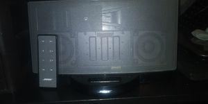 Bose docking speaker for Sale in West Modesto, CA