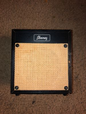 Small Ibanez Guitar amp for Sale in Richmond, CA