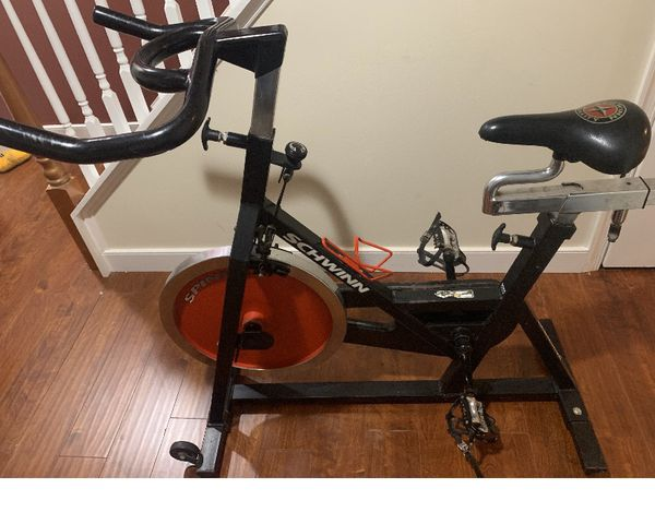 Schwinn exercises bicycle in good condition