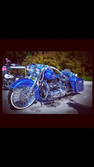 2009 Harley Davidson softail deluxe for Sale in Compton, CA