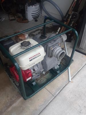 Industrial Water Trash pump for Sale in Port St. Lucie, FL