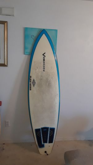 6'6 surfboard for Sale in Daytona Beach, FL