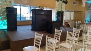 DJ speakers for Sale in Phoenix, AZ