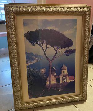 Beautiful heavy XL picture frames * read description* for Sale in Ocala, FL