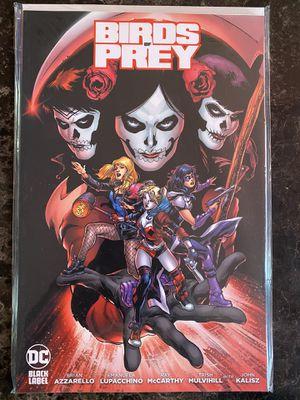 Birds Of Prey (DC Comics) for Sale in Fremont, CA