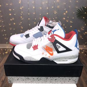 "Jordan 4 Retro ""What The"" for Sale in Brentwood, CA"