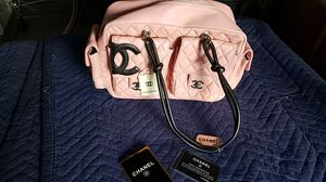 Chanel Cambon Reporter Baby Pink Leather Bag for Sale in Ashland, MA