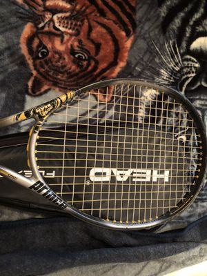 Prince Thunder Ultralite Titanium tennis racket for Sale in Bakersfield, CA