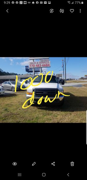 2001 ford f350 for Sale in Conyers, GA