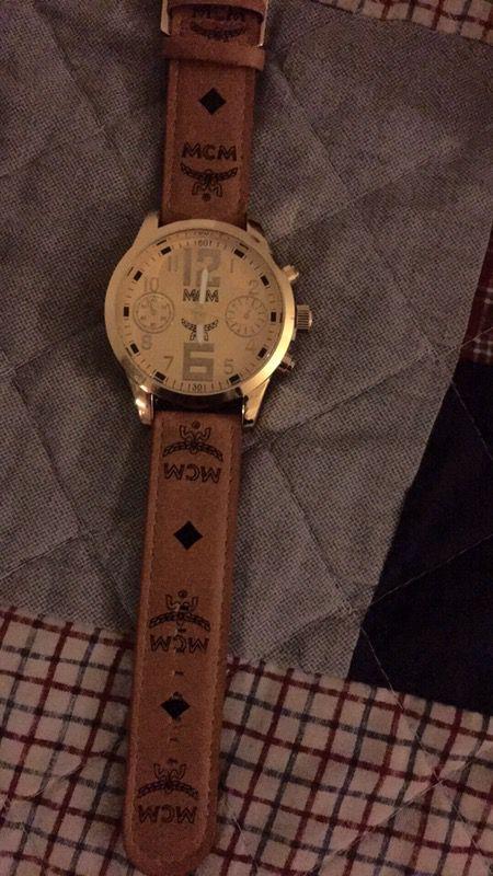 MCM watch