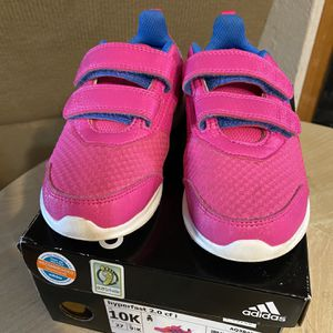 Adidas Shoes Girls Size 10k for Sale in Gresham, OR