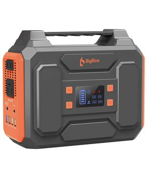 250Wh Portable Power Station with 110V Pure Sine Wave AC Outlet/2 DC Ports/4 USB Ports, CPAP Battery Backup Power Supply, Battery Generator with Flas for Sale in Orange, CA