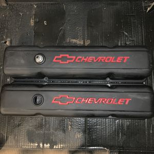 Chevrolet performance SBC valve covers for Sale in Las Vegas, NV