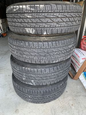 Tires and rims off 2015 f150 for Sale in Chesapeake, VA