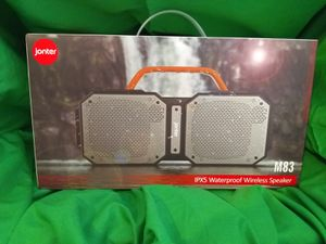 New Rechargeable Boombox Waterproof Wireless Bluetooth Speaker like Bose Quality. Bass is the Loudest for Sale in Hacienda Heights, CA