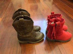 Girls boots for Sale in American Canyon, CA