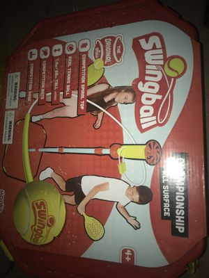 Swing ball and dodgeball set NEW for Sale in Renton, WA