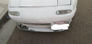 Mazda miata parts Hood and bumper for Sale in Chula Vista, CA