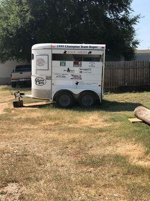 Traila de caballos for Sale in Austin, TX